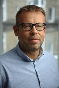 Anders ladegaard, formand for UU DANMARK