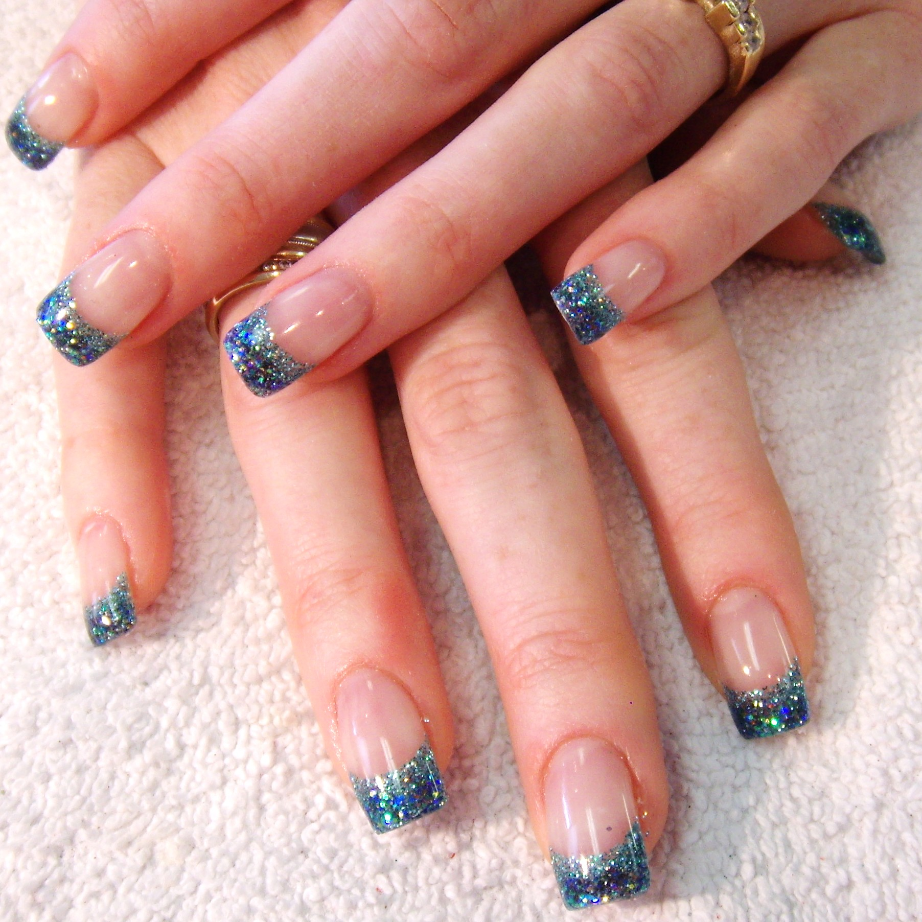 Gel Nail Designs 2017 Step By For Short Nails With Rhinestones Bows Acrylic Summber Ideas