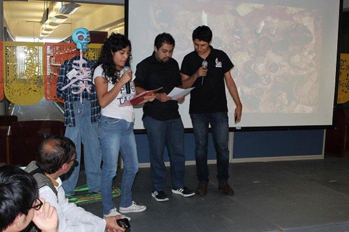Estudiantes presentaron guión en inglés