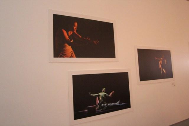 Como parte de las actividades fue inaugurada la exposición 10 años Enedac, de Luis Graillet