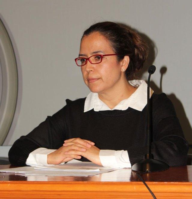 Leticia Santacruz Oros, de la UGTO