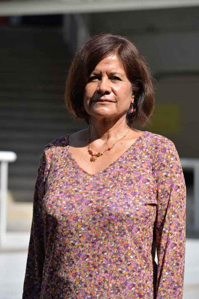María Teresa Álvarez Bañuelos, investigadora del ISP de la UV