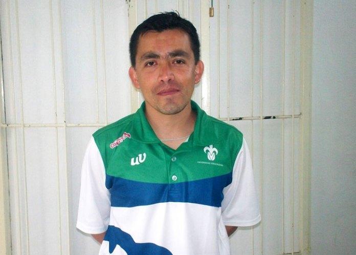 Manuel Isauro Trujillo, entrenador de la selección