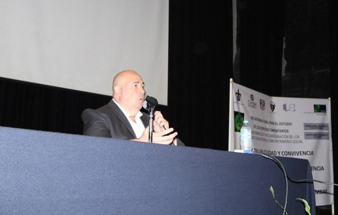 José Antonio Hernanz Moral, director general de Desarrollo Académico e Innovación Educativa de la UV