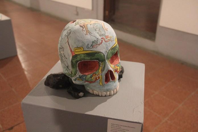 Los expositores mostraron una gran variedad de obras