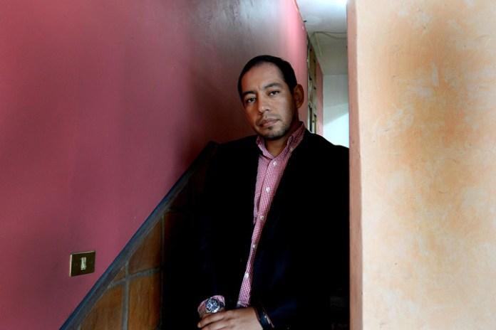 Ernesto Treviño Ronzón, investigador del IIH-S