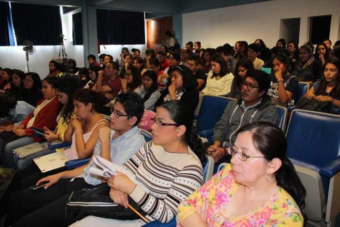 Estudiantes del Área de Humanidades participaron en la 9º Semana de la Sociología, del 10 al 14 de octubre