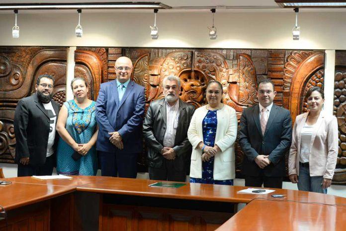 El convenio permitirá que ambas instituciones trabajen en la difusión y divulgación de la ciencia, el arte y la cultura