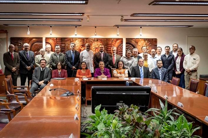 Autoridades universitarias y del gobierno estatal se comprometieron a trabajar en beneficio de la sociedad veracruzana
