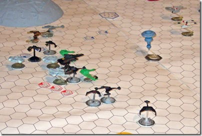 Klingon forces bear down on Starbase