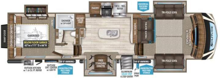5th wheel front living room toy hauler imagehurghada fifth wheel front living room toy hauler gopelling net sciox Gallery
