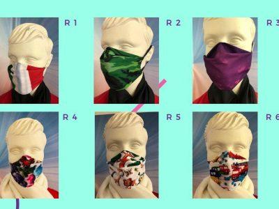 mascherine filtranti per ragazzi