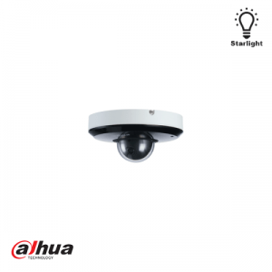 Dahua 2MP 3x Starlight IR PTZ Network Camera