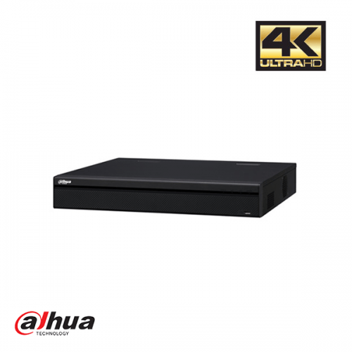 Dahua 16CH 1.5U 4K H.265 Network Video Recorder incl. 2 TB HDD
