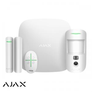 Ajax StarterKit Cam wit
