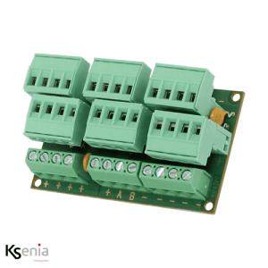 Ksenia PCBA Bus Switch