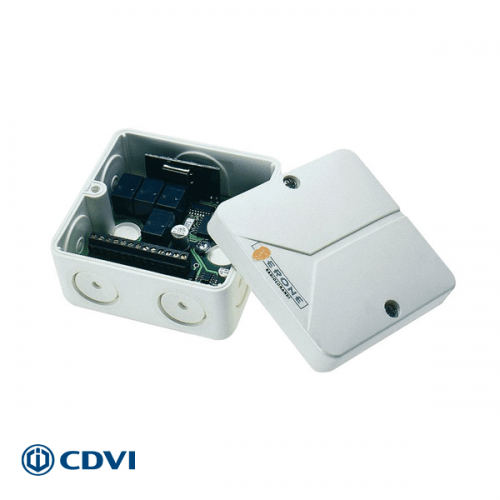 CDVI mini-ontvanger 433 Mhz