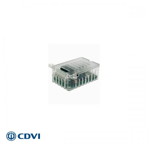 CDVI nano ontvanger 433 Mhz
