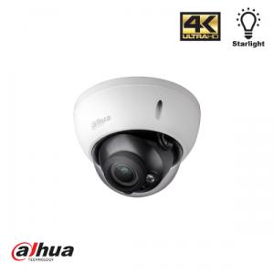 Dahua 4K Starlight HDCVI IR dome camera