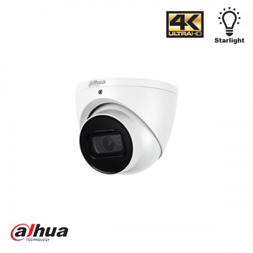 Dahua 4K Starlight HDCVI IR Eyeball Camera 2.8mm