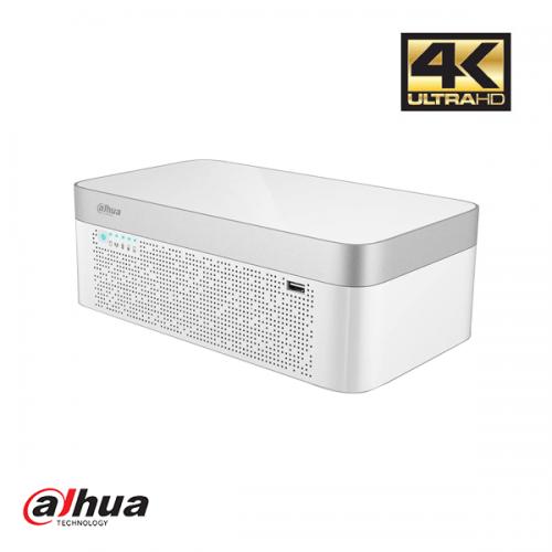 Dahua 4 Kanaals Penta-brid 4K Elegant 1U DVR incl 1 TB HDD