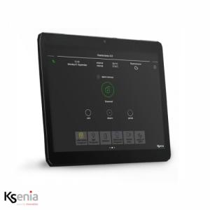 """Ksenia Ergo-T plus 10"""" touchscreen PoE en 12VDC"""