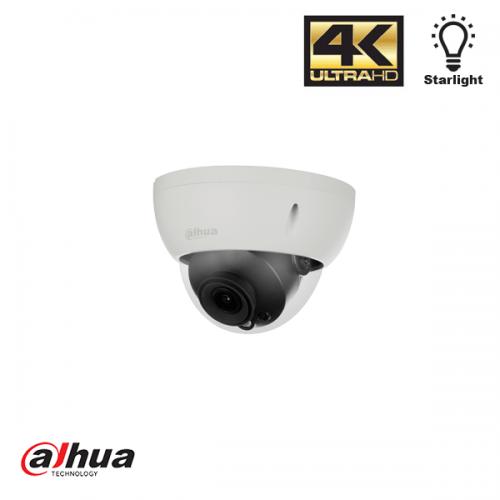 Dahua 4K Starlight HDCVI IR Dome Camera 3.6mm