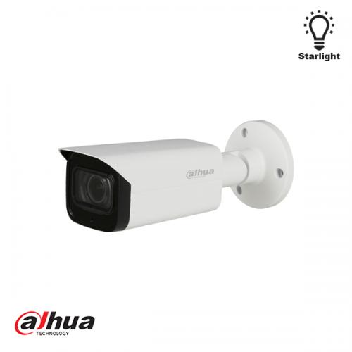 Dahua 5MP Starlight HDCVI IR 2.7-13.5mm motorzoom Bullet Camera 12/24V
