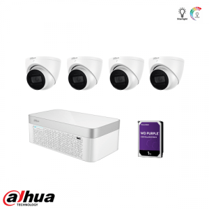 Dahua HDCVI 2MP Full Color kit