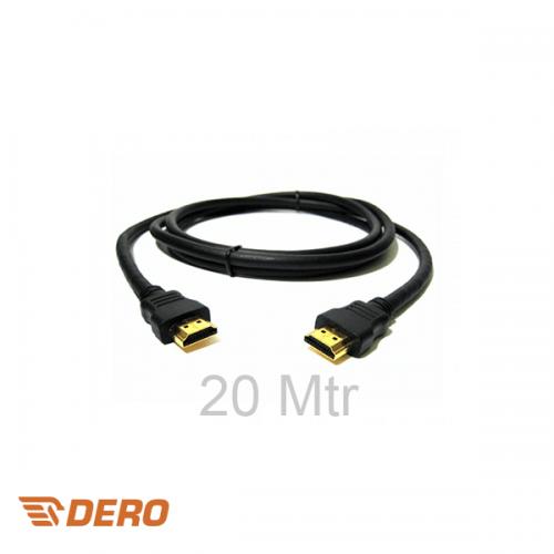 High-speed HDMI kabel 20 Meter