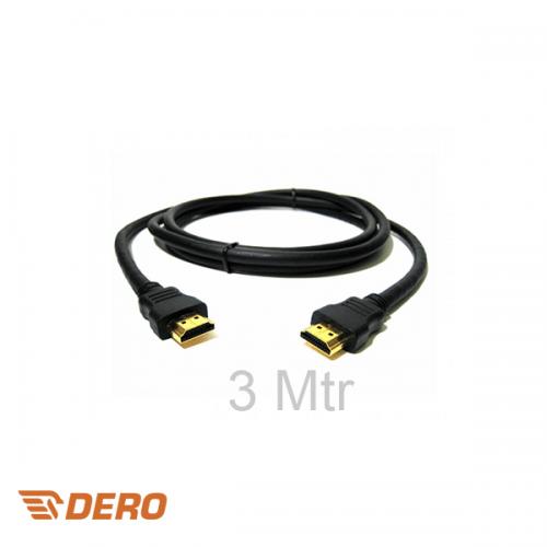 High-speed HDMI kabel 3 Meter