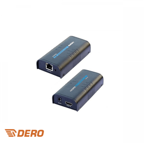 HDMI converter over 1 UTP set sender + receiver 100m