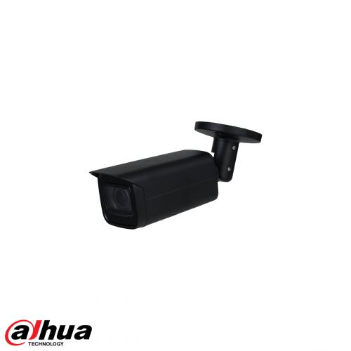 Dahua 4MP Lite AI IR Vari-focal Bullet Network Camera 2.7-13.5mm ZWART
