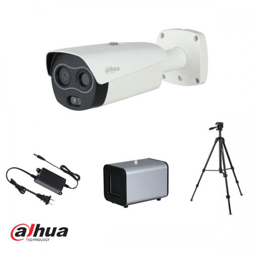 Dahua Thermische Human Temp camera + blackbody