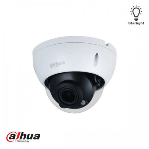 Dahua 2MP Lite AI IR Vari-focal 2.7-13.5mm Dome Network Camera