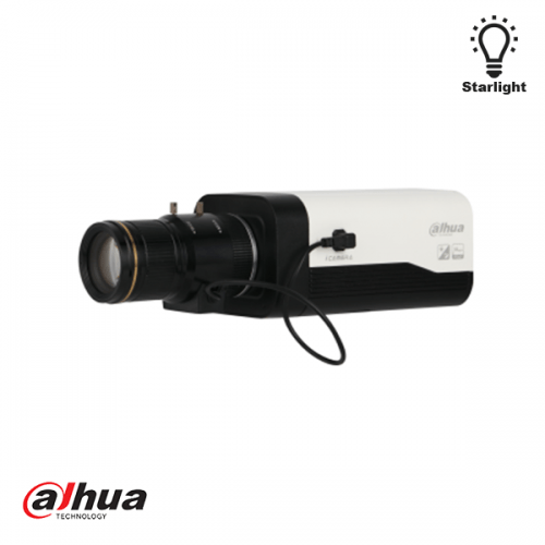 Dahua 2MP Starlight Face Detection Box Network Camera