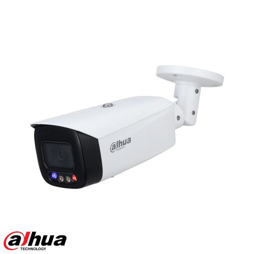 Dahua 4MP TiOC Full-color Active Deterrence Bullet WizSense Camera 3.6mm