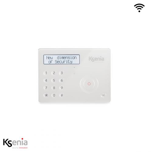 Ksenia Ergo wls - Wireless keypad met batterij