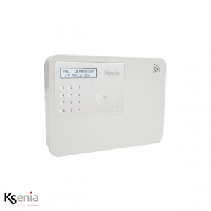 Ksenia Control panel - lares 4.0 - 96wls - wit