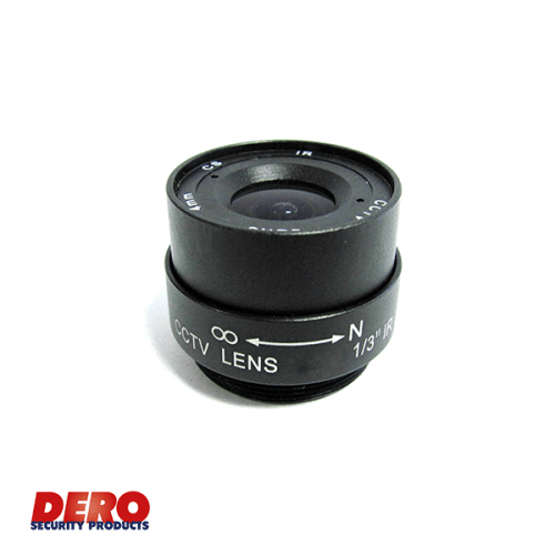 CCTV Lens 8 mm