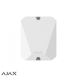 Ajax integratie module met 18 bedrade zones WIT