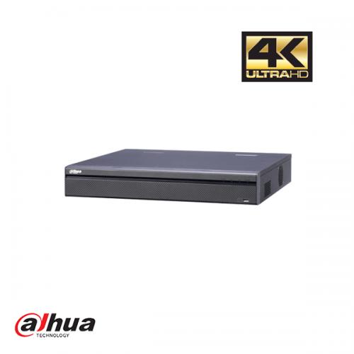 Dahua 16 kanalen NVR excl. PoE incl. 2TB HDD