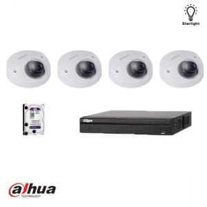 Dahua IP Full HD Starlight kit