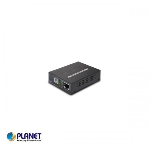 1-Port 10/100/1000T Ethernet to VDSL2 Converter -30a profile w/ G.vectoring