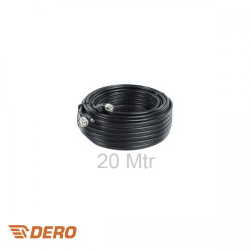 Coax-combi kabel RG59 20m