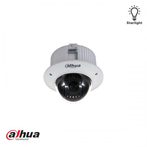 Dahua 2MP mini HD-CVI 12x zoom inbouw PTZ Dome Camera