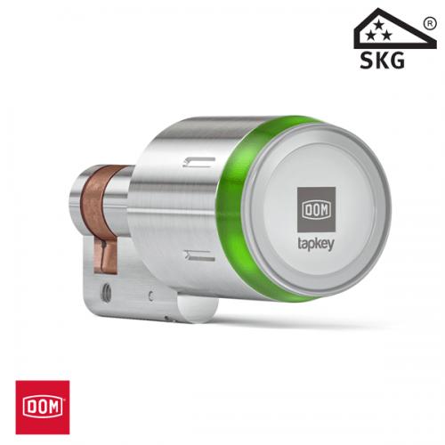DOM TAPKEY BOX: incl. PRO halve cilinder 1-zijde gecontroleerd