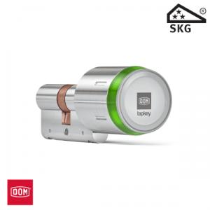 DOM TAPKEY BOX: incl. PRO dubbele cilinder zonder binnenknop