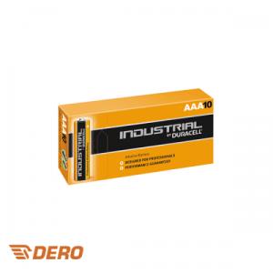 Duracell Industrial AAA Alkaline 1.5v batterij