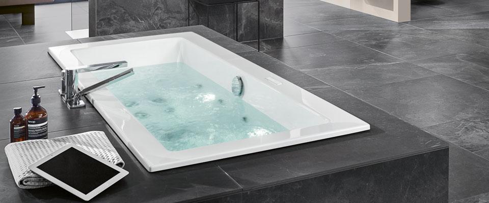 Villeroy Amp Boch Indoor Whirlpools Product In Beeld